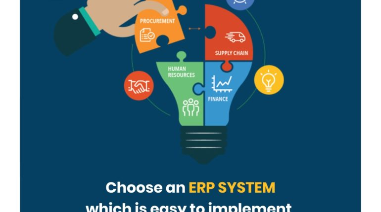 ERP Selection - How to choose the right one